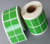 Etiqueta impressa da etiqueta do animal de estimação das cores do vidro da etiqueta das cores da etiqueta da impressão de cor etiqueta de papel