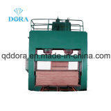 自動冷たく、熱い高圧油圧合板の出版物薄板になる機械