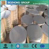 Plaque en aluminium normale de cercle de 8090 ASTM