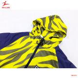 Healong Más vendidos por sublimación personalizadas sudaderas con capucha con cremallera