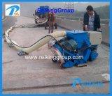 Route de sablage au jet de nettoyage de surface durables grenaillage Machine