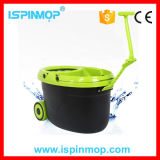 360 Magic Mop com caçamba de Aço Inoxidável (YY-MOP-B2)
