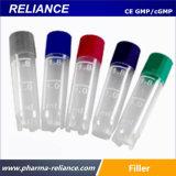 Gehele het Vullen, het Verzegelen en het Afdekken van de Reagens van de Fles Kenmerkende Machine