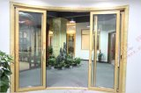 Окно высокия стандарта и дверь изогнутые алюминием сползая (BHA-SWA02)