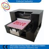Une plus petite DEL imprimante UV de Cj-L1800UV pour A3 l'imprimante UV de lit plat de la taille DEL