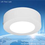 потолочное освещение панели обломока СИД 18W Dia225mm 1000lm латунной установленное поверхностью Epistar