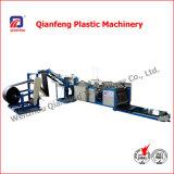Máquina automática de corte e costura para saco PP Woven