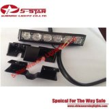 3W miroir courbe Strobe LED clignotant Témoin d'urgence
