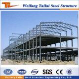 China-Entwurfs-Fertighaus Multi-Fußboden Stahlkonstruktion-Gebäude
