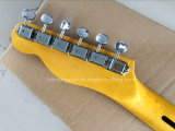 Hanhai音楽/売出価格の黄色の遠い様式のエレキギター