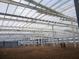Estrutura de aço Prefab Warehouse