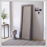 Самомоднейший тип ясного серебряного зеркала для ванной комнаты с подгонянными размерами
