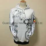 Qualitäts-Digital-Sublimation-Drucken UnisexHoodies