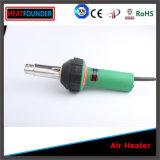 Soudeuse chaude industrielle électrique personnalisée de PVC de pistolet pneumatique