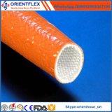 Protecteur de tuyau résistant au feu de silicone