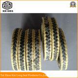 Anello di imballaggio della fibra di Aramid; Anello di imballaggio della ghiandola di PTFE/Ramie/Carbon/Aramid/Graphite;