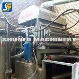 Máquina automática de la bandeja del huevo de la pulpa del papel usado de la máquina de la bandeja del huevo