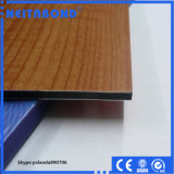 4 ' comitato composito di alluminio Kynar 500 PE/PVDF PAC di *8'5 ' della parete divisoria di *10'del contrassegno lucido della visualizzazione con il prezzo di fabbrica