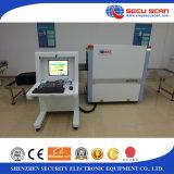 Система скрининга рентгеновского снимка передвижного рентгеновского аппарата AT6550B с высокой эффективностью для блока развертки багажа луча x пользы гостиницы