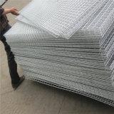 Сваренные ячеистая сеть/разделительная стена/гальванизированная сваренная сетка