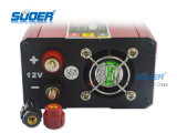 Suoer vehículo inteligente digital cargador de batería de 12V 20A Cargador de batería con motor arranca Función DC-1220a (LBS-P300)
