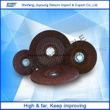 樹脂によって満たされるコップの形のダイヤモンドの粉砕車輪
