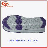 O solado do calçado populares EVA Linguado para colocação de calçado