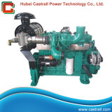 4-stroke L8.9g-G176 Hot Sale, gaz/générateur diesel avec moteur Cummins