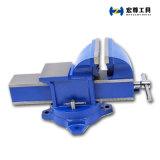 Abrazadera resistente del desbloquear rápido Kt150 con la base del eslabón giratorio