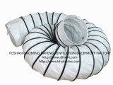 White Color Flexible Plastic Vent Duct