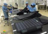 Increíble serie de envoltura de CIGS Flexible Rollable 27W Cargador Panel Solar (SP-027)