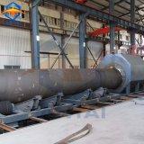 Le meilleur matériel de soufflage de sable de pipe en acier de qualité