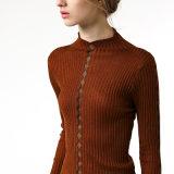 2018 Novo Projeto Senhoras Pulôver Suéter Fashion para a Primavera e Verão