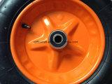 هوائيّة مطّاطة عجلة 3.25-8 مطاط إطار/إطار العجلة