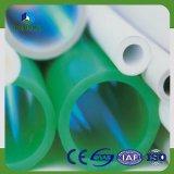 PP Fot del tubo de plástico de agua fría y agua caliente