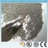 Le sablage en acier inoxydable. De grand champ matériel sablage /304/0.6mm/bille en acier inoxydable