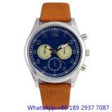 Relógios de quartzo de Aço Inoxidável Top-Quality com banda original, o homem Cronógrafo de Pulso (HLJA-15176)