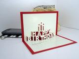 DIY Groet, de Kaarten van /Remember van de Kaart van het Document van /Blank van de Kaarten van de Verjaardag