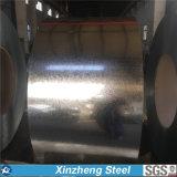 El primer Hoja de Acero galvanizado recubierto de zinc en bobinas de China