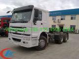Sinotruk 371HP 420HP 10 타이어 HOWO 원동기