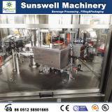 Metl 회전하는 최신 접착제 레테르를 붙이는 기계