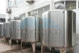 El tanque de mezcla de mezcla sanitario del azúcar de la unidad de la estación (ACE-JBG-G5)