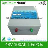 Batteria di ione di litio connessa vite di 48V 100ah per l'UPS