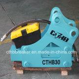 Sy35uの掘削機3780kgのための油圧石のブレーカ