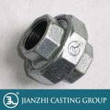 La Chine célèbre marque Hebei Jianzhi Groupe Raccords de tuyaux de fer malléable