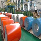 Цвет покрыл гальванизированную стальную катушку от фабрики Китая