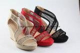 Sandale de mode Lovely Design pour le défilé de mode