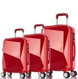 단단한 쉘 아BS 수화물, 다이아몬드 모양 여행 트롤리 수화물 여행 가방 상자