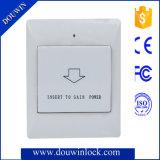 ホテルのエネルギーセイバースイッチ電子電源スイッチ