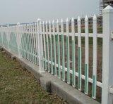 De moderne Ontworpen VinylOmheining van pvc van Chinese Leverancier in Zhejiang, China
